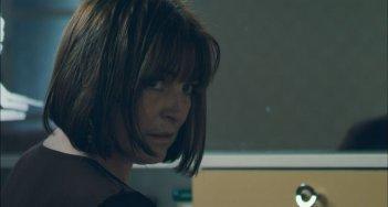 La star spagnola Carmen Maura nel film Escalade