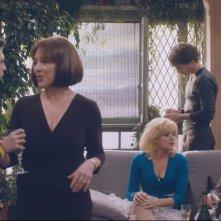 Mathieu Simonet, Renaud Cestre, Thomas Sagols e Julie Durand con Carmen Maura nel film Escalade