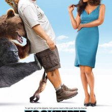Nuovo poster per The Zookeeper (Il signore dello zoo)