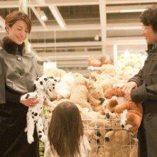 Haruka Igawa in una sequenza del film Tokyo Kouen