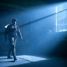 Chris Evans in Captain America: il primo vendicatore