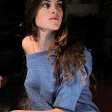 La bella Laura Gigante nel film Ubaldo Terzani Horror Show