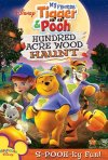 La locandina di My Friends Tigger and Pooh: The Hundred Acre Wood Haunt