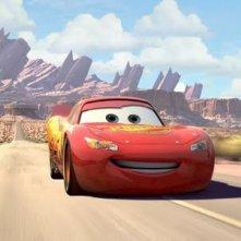 Una prima immagine dal film Cars 2