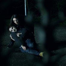 Daniela Virgilio in una scena del thriller Hypnosis