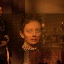 Diana Dell'Erba in RASPUTIN, regia di Louis Nero