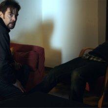 Federico Ceci e Nicola Baldoni in una scena del film Hypnosis