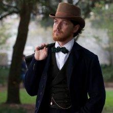 James McAvoy, protagonista del dramma storico The Conspirator