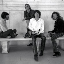 John Densmore, Ray Manzarek, Jim Morrison e Robby Krieger, protagonisti di When You're Strange