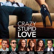 La locandina di Crazy, Stupid, Love