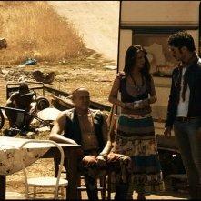 Massimo Bonetti in una scena del film  5 (Cinque)