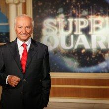 Piero Angela è il conduttore e ideatore del programma Superquark