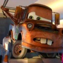 Cars 2: una scena con Cricchetto