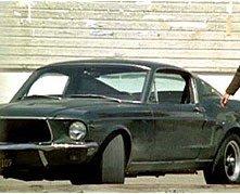 Steve McQueen in Bullit