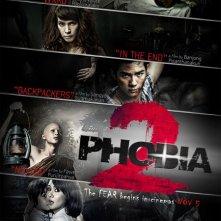 La locandina internazionale di Phobia 2