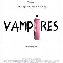 Poster USA per il film belga Vampires