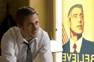 Prima immagine ufficiale di Ryan Gosling in The Ides of March
