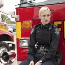 Charlotte Sullivan nell'episodio Bad Moon Rising di Rookie Blue