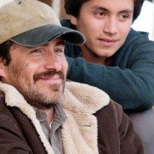 Demián Bichir e Tim Griffin, padre e figlio in lotta per A Better Life