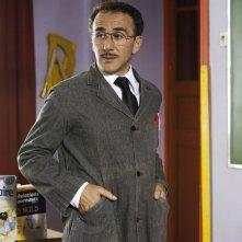 Elie Semoun in una scena della commedia L'élève Ducobu