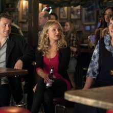 Jason Segel, Cameron Diaz e Phyllis Smith nel film Bad Teacher