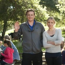 Jason Segel e Cameron Diaz nel film Bad Teacher