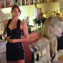 Missy Peregrym in una scena dell'episodio Might Have Been di Rookie Blue