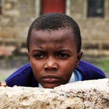 The First Grader: il piccolo Kamau Mbaya