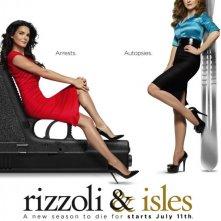 Un nuovo poster della stagione 2 di Rizzoli & Isles