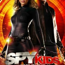 Character poster 1 per Spy Kids 4: All the Time in the World