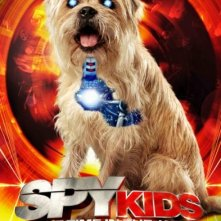 Character poster 2 per Spy Kids 4: All the Time in the World