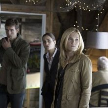 Eric Balfour, Emily Rose e Lucas Bryant nell'episodio 'A Tales of Two Audreys' di Haven