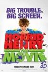 La locandina di Horrid Henry: The Movie