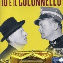 La locandina di Io e il colonnello