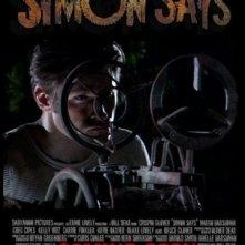 La locandina di Simon Says