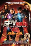 Nuovo poster per Spy Kids 4: All the Time in the World