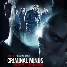 Un poster della serie TV Criminal Minds: Suspect Behavior