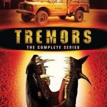 Un poster della serie TV Tremors