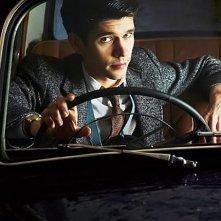 Ben Whishaw in una foto promozionale per The Hour