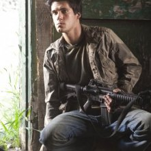 Drew Roy nell'episodio Prisoner of War della serie Falling Skies