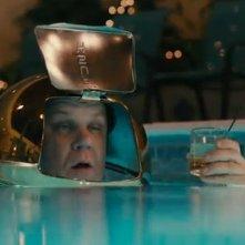 John C. Reilly in una divertente immagine del film Cedar Rapids