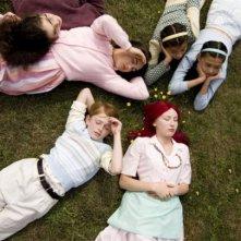 Le giovani protagoniste del film film Dear Lemon Lima