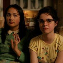 Maia Lee  e Vanessa Marano nel film Dear Lemon Lima
