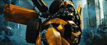Transformers: The Dark of the Moon: una immagine del film