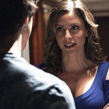 Una scena con Jill Wagner nell'episodio 'Magic Bullet' di Teen Wolf