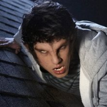 Tyler Posey in una scena dell'episodio 'Second Chance at First Line' di Teen Wolf