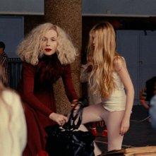 Isabelle Huppert e Anamaria Vartolomei in una scena di My Little Princess