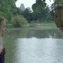 Isabelle Huppert e Anamaria Vartolomei nel film My Little Princess