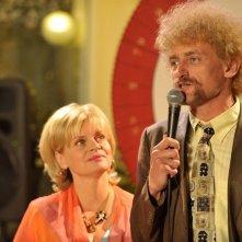 Isabelle Nanty e Jean-Paul Rouve nella commedia Les Tuche