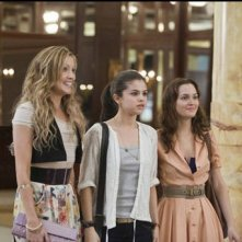 Katie Cassidy, Selena Gomez e Leighton Meester a Monte Carlo